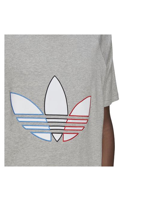 tricolor tee ADIDAS ORIGINAL | T-shirt | GQ8917-