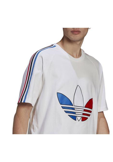 tricol tee 2 ADIDAS ORIGINAL | T-shirt | GQ8921-