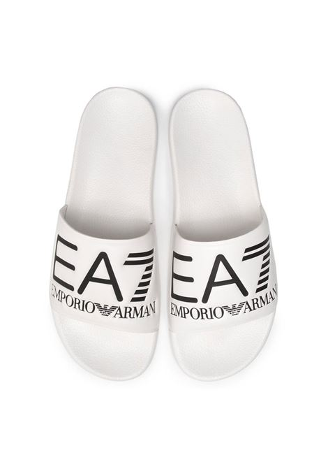 shoes beachwear ARMANI EA7 | Ciabatte | XCP001-00001