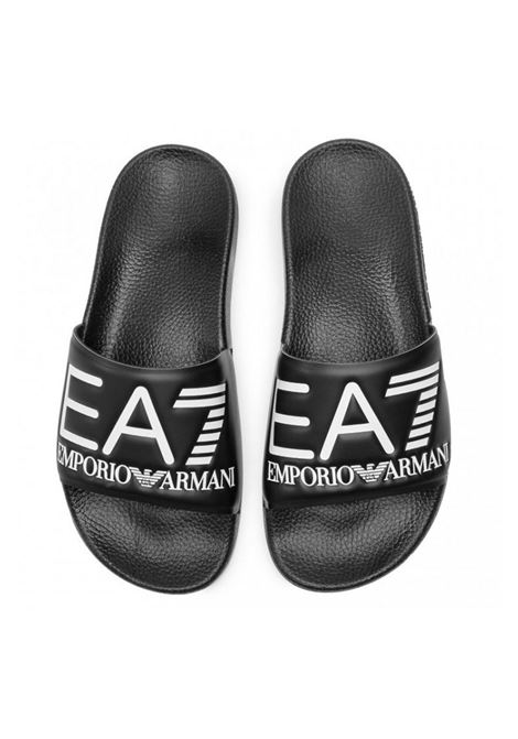 shoes beachwear ARMANI EA7 | Ciabatte | XCP001-00002