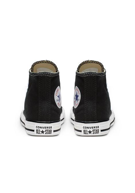 chuck taylor all star - hi - black CONVERSE | Sneakers | 3J231C-