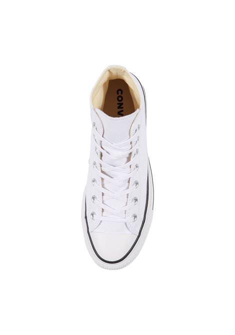 chuck taylor all star eva lift - hi white black  plattform CONVERSE | Sneakers | 560846C-