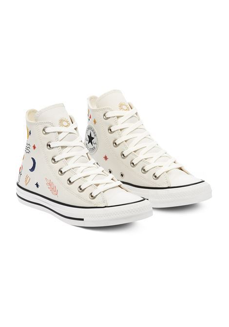 chuck taylor all star - hi  egret/vintage white/black CONVERSE | Sneakers | 571079C-