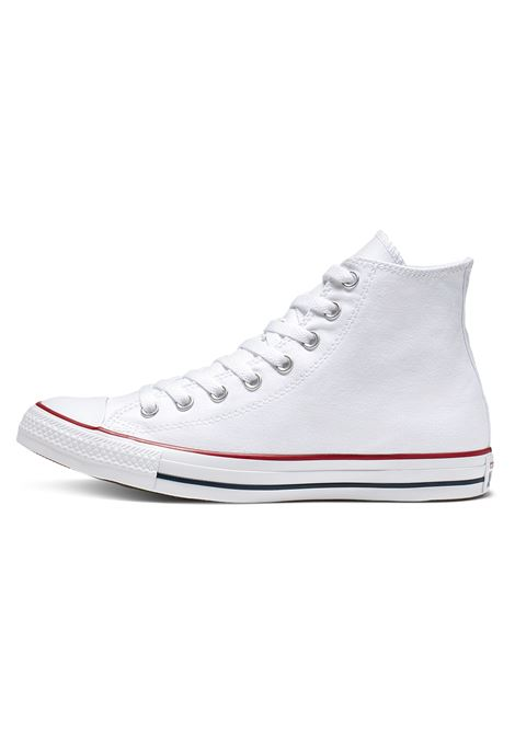 chuck taylor all star - hi  white CONVERSE | Sneakers | M7650C-