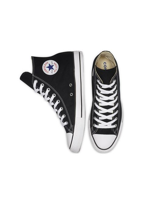 chuck taylor all star - hi   black CONVERSE | Sneakers | M9160C-