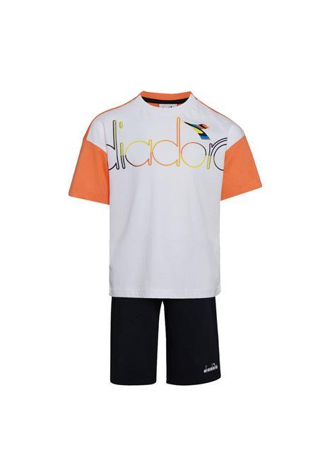 set t-shirt+short DIADORA | Completi | 177130-20002