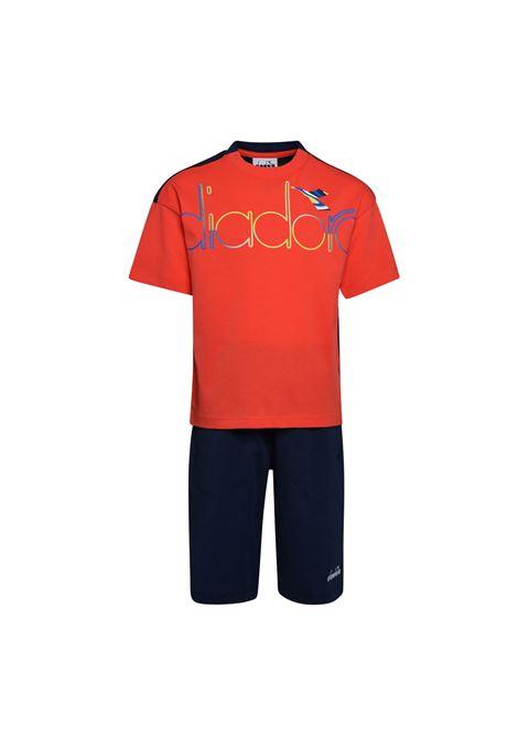 set t-shirt+short DIADORA | Completi | 177130-45028