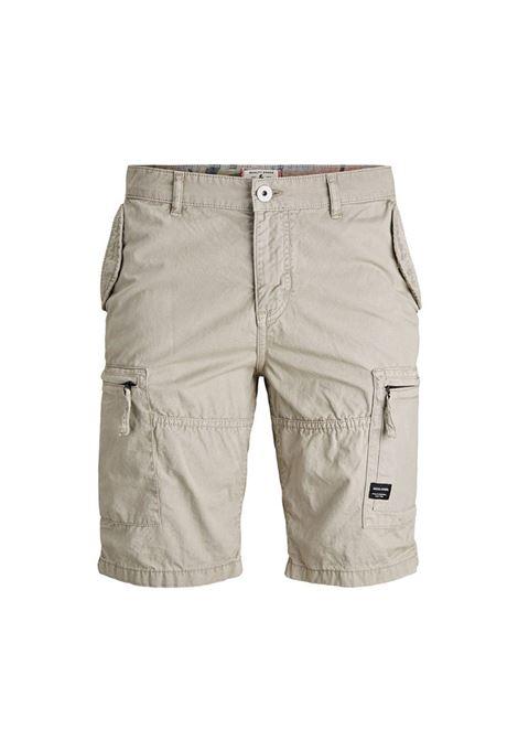 j jnoha cargo shorts JACK & JONES | Bermuda | 12185890-ASPHALT