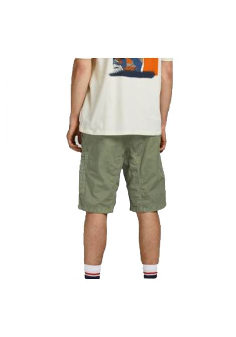 j jnoha cargo shorts JACK & JONES | Bermuda | 12185890-GREEN