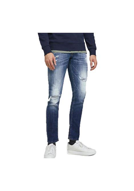 JJIGLENN JJFOX GE 540 50SPS STS JACK & JONES | Jeans | 12185918-BLUE