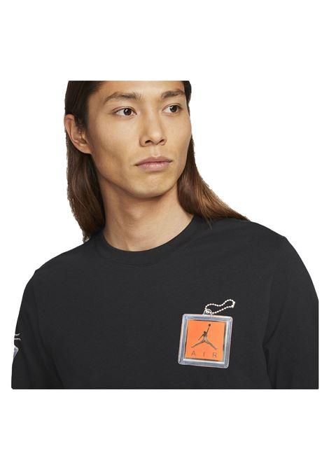 jordan keychain long sleeve JORDAN | T-shirt | CV3007-010