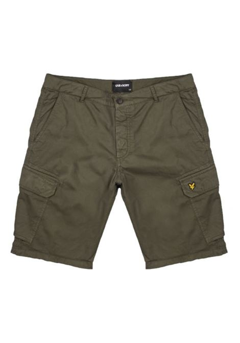 LYLE & SCOTT |  | SH002IT-W893