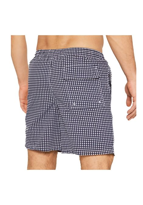 gingham swim shorts LYLE & SCOTT | Boxer mare | SH1415V-W403