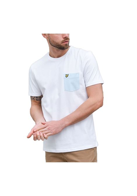 LYLE & SCOTT | T-shirt | TS831VOG-W362