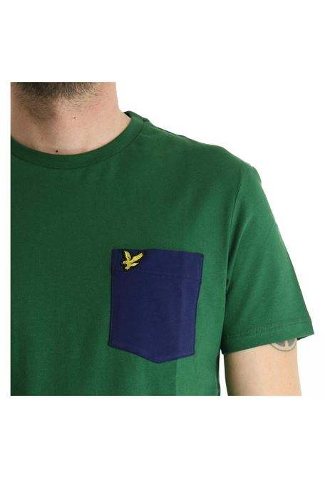 LYLE & SCOTT | T-shirt | TS831VOG-W511