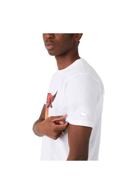 SUMMER CITY TEE BULLS NEW ERA | T-shirt | 12720094-