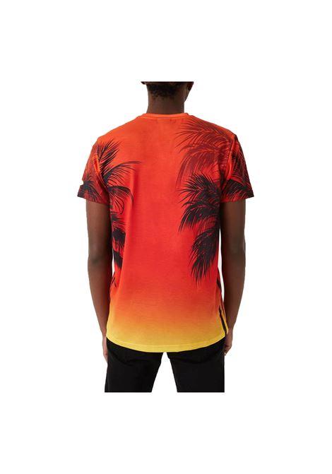 SUMMER CITY AOP TEE N.YORK NEW ERA | T-shirt | 12720095-