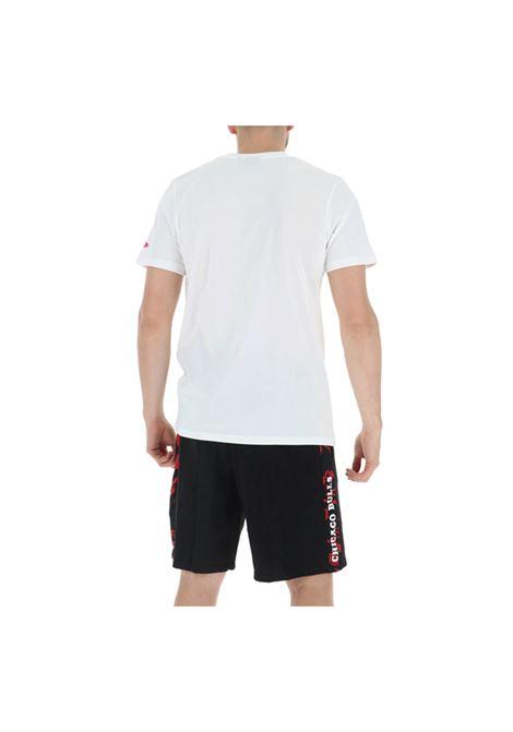 NBA OIL SLICK AOP TEE BULLS NEW ERA | T-shirt | 12720126-