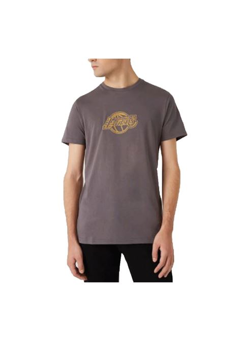 NBA CHAIN STICH TEE L.A.LAKERS NEW ERA | T-shirt | 12720136-