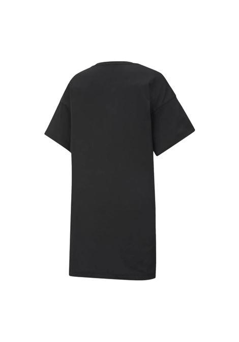rebel tee dress PUMA | Abiti | 585837-01