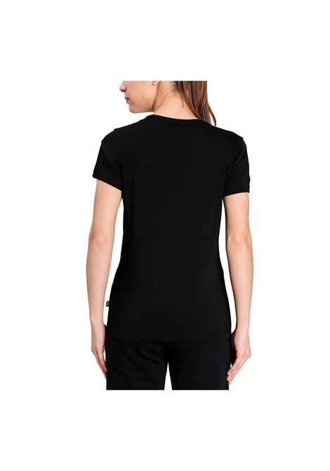 ess logo tee PUMA | T-shirt | 586774-01