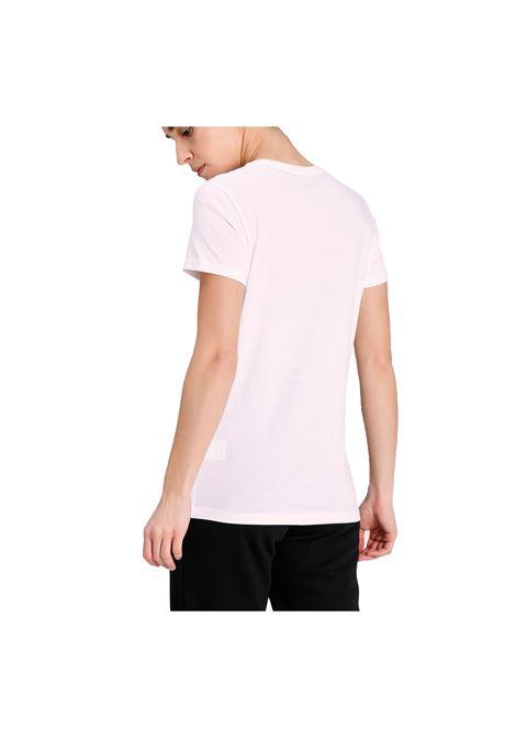 ess logo tee PUMA | T-shirt | 586774-02