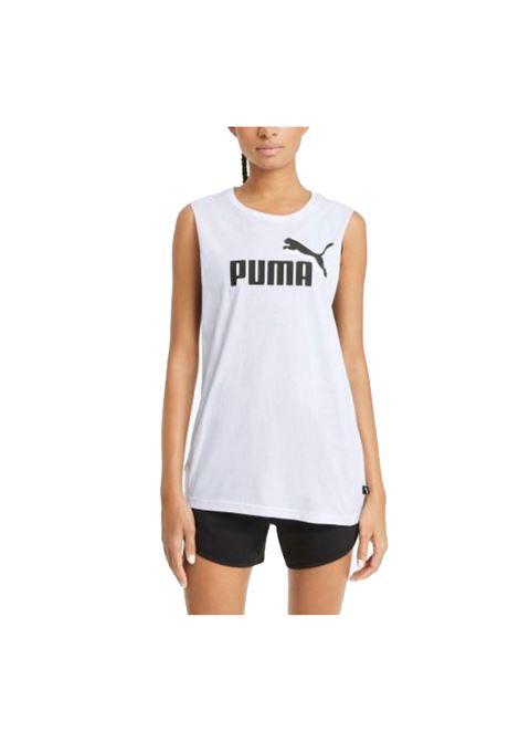 ess cut off logo PUMA | Smanicati | 586864-02