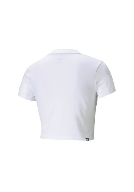 ess slim logo tee cropp PUMA | T-shirt | 586865-02