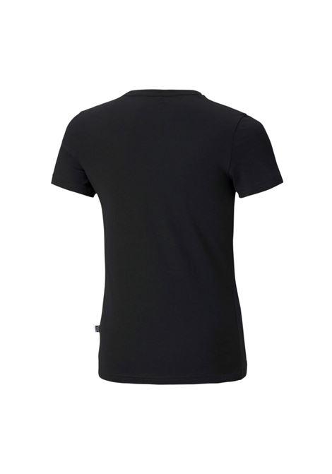 ess+logo tee PUMA | T-shirt | 587041-01