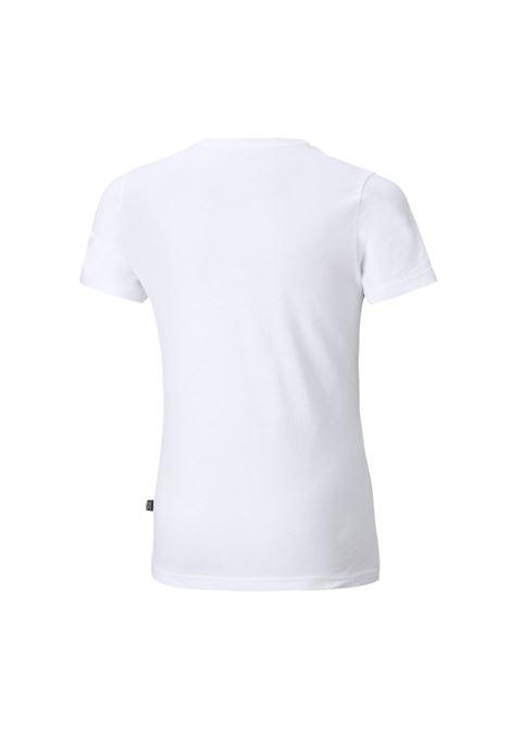 ess+logo tee PUMA | T-shirt | 587041-02