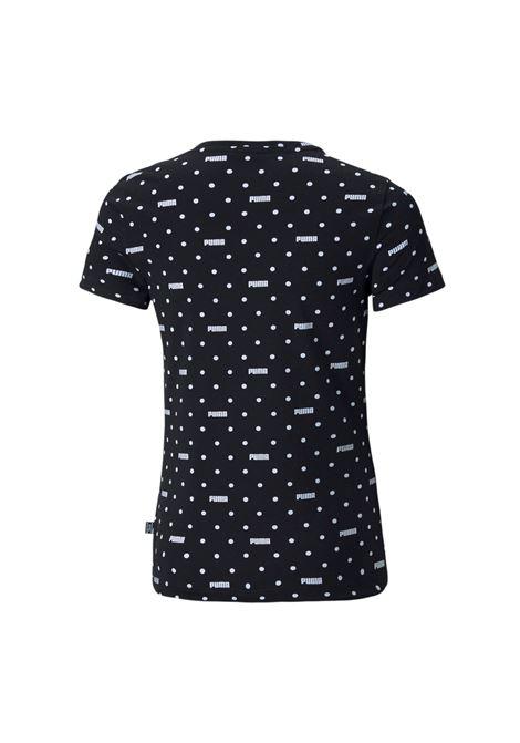 graphic aop tee PUMA | T-shirt | 587822-01