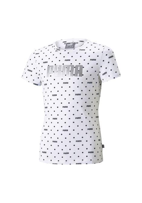 graphic aop tee PUMA | T-shirt | 587822-02