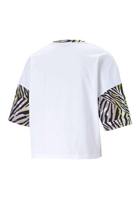 cg boyfriend tee cropp PUMA | T-shirt | 599619-02