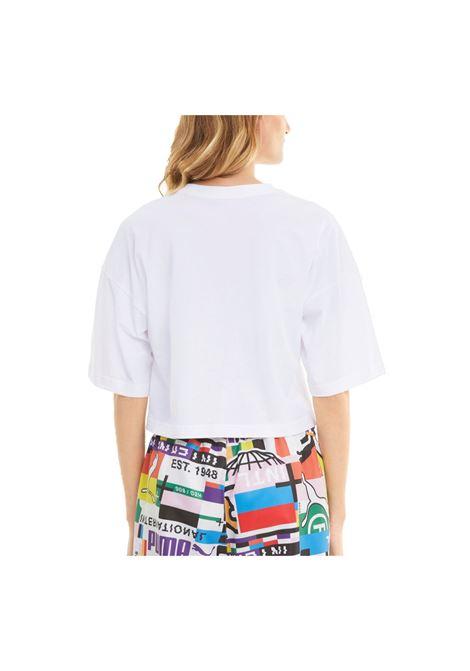 pi graphic tee PUMA | T-shirt | 599702-62