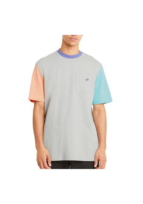 downtown pocket tee PUMA | T-shirt | 599777-09