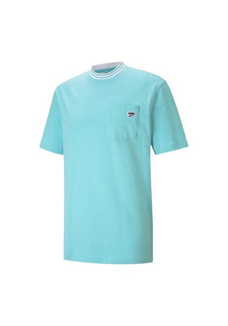 downtown pocket tee PUMA | T-shirt | 599777-49