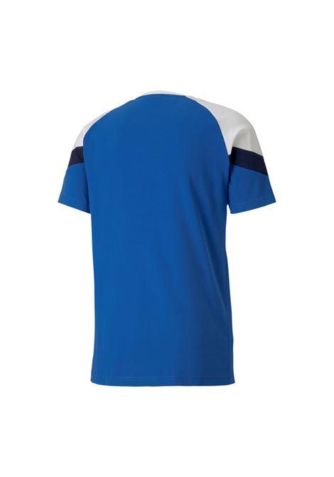 figc iconic tee PUMA | T-Shirt Calcio | 75666016