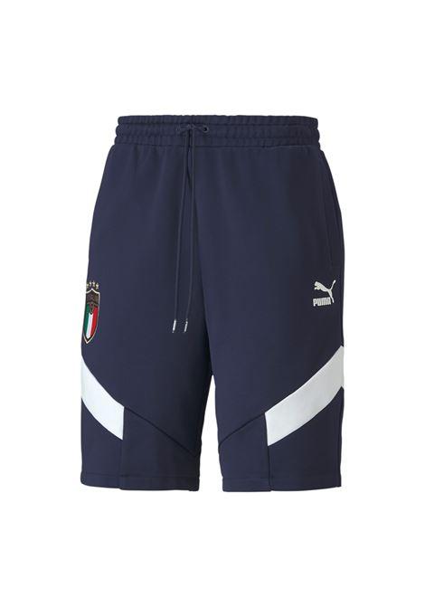 figc  iconic mcs shorts PUMA | Shorts calcio | 756663-01