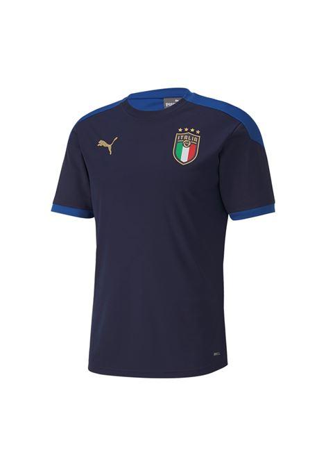 figc training jersey PUMA | Maglie calcio | 757219-04