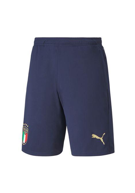 figc training shorts PUMA | Shorts calcio | 757358-07