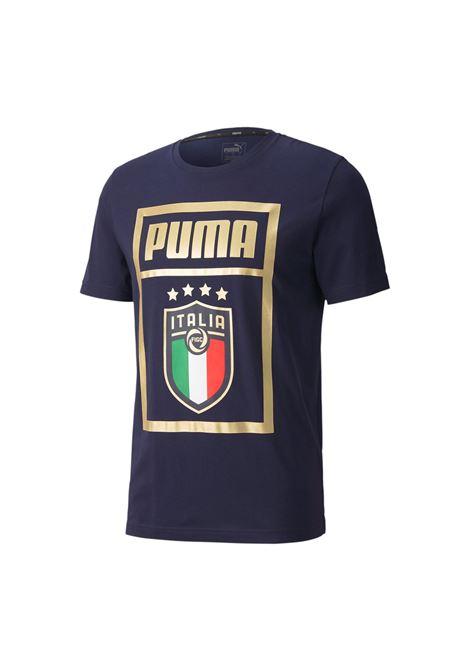 figc  dna  tee PUMA | T-Shirt Calcio | 757504-07