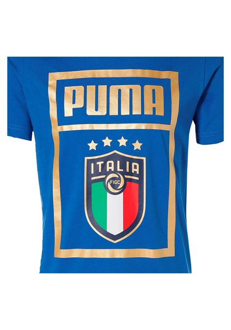 figc  dna  tee PUMA | T-Shirt Calcio | 757504-16