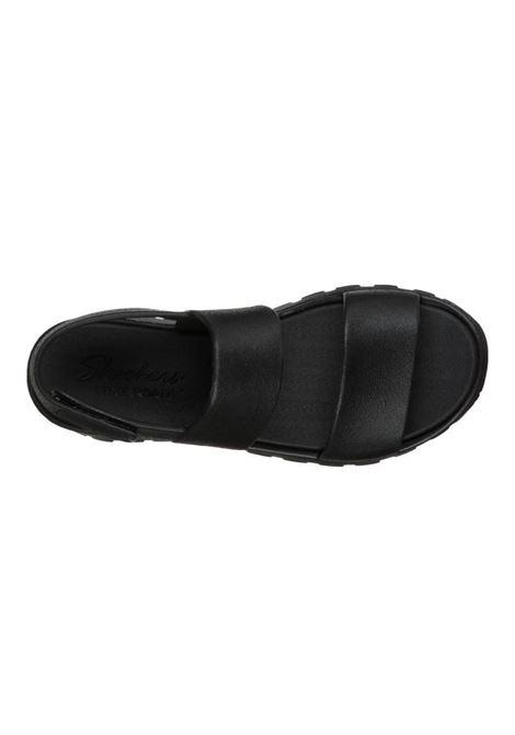 eva 2 fasce SKECHERS | Scarpe Skechers | 111054-BBK
