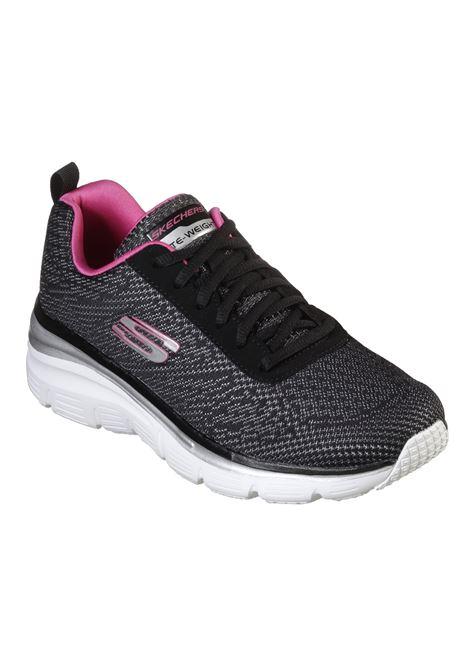 fashion fit-bold SKECHERS | Scarpe Skechers | 12719-BKHP