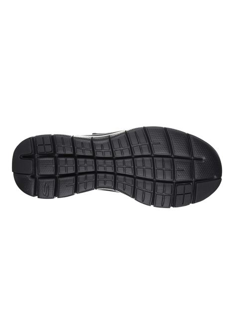 flex advantage velcro SKECHERS | Scarpe Skechers | 52183-BBK