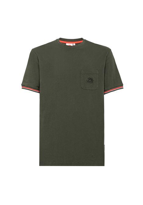 FINN-T-SHIRT S/S sundek | T-shirt | M775TEJ7800-688