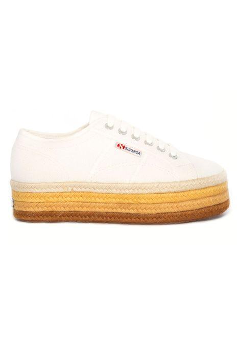 2790 multicolor rope plattform SUPERGA | Sneakers | S3114CW-A9H