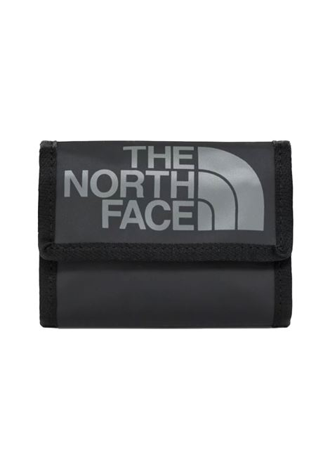 base camp wallet tnf black THE NORTH FACE | Portafogli | NF00CE69-JK31