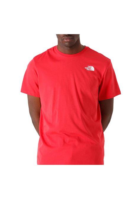 m s/s redbox tee THE NORTH FACE | T-shirt | NFOA2TX2-V341