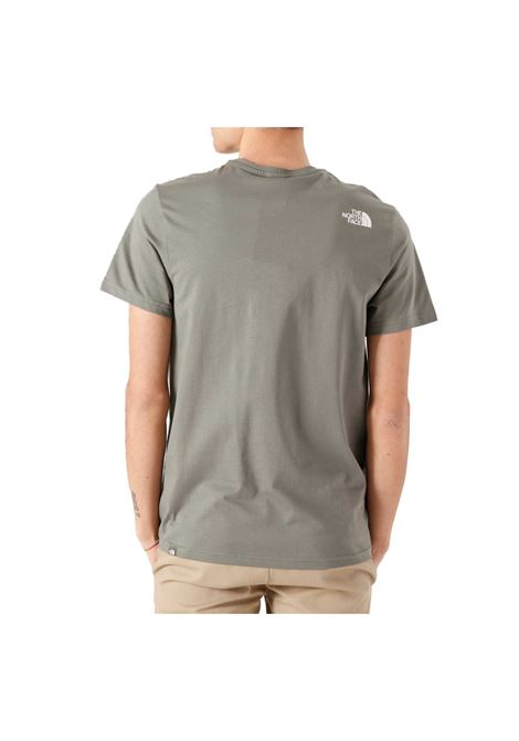 m s/s simple dome tee THE NORTH FACE | T-shirt | NFOA2TX5-V381